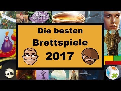Die besten Brettspiele 2017 - Unsere Top 3 nach Kategorie