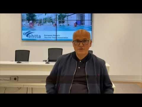 Baltar celebra el interés mundial en el termalismo 26.7.21