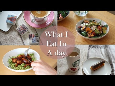 What I Eat in a Day (Gluten Free/Coeliac) Working from home day