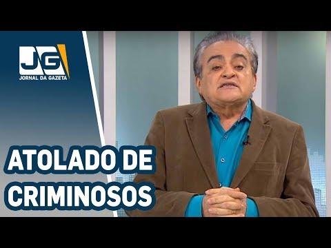 José Nêumanne Pinto/Atolado de criminosos, PT usa Lula para parar Congresso