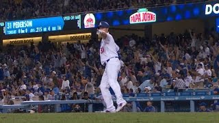 6/22/17: Dodgers swat three homers to complete sweep