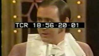 Andy Kaufman - the Mike Douglas Show - 1/2