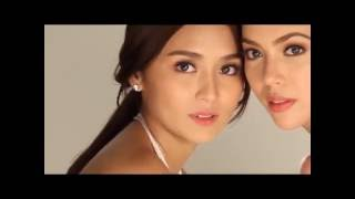 Do's and Dont's in Wearing Contact Lenses by Kathryn Bernardo and Julia Montes