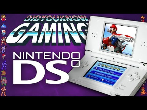 Nintendo DS - Did You Know Gaming? Feat. Dazz
