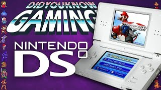 Gambar cover Nintendo DS - Did You Know Gaming? Feat. Dazz