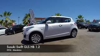 Susuki Swift GLS HB 1.2 2016 Video
