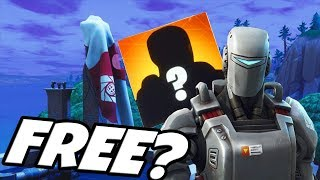 HOW TO GET A.I.M SKIN (HUNTING PARTY SKIN)? (WEEK 7 CHALLENGES) - Fortnite