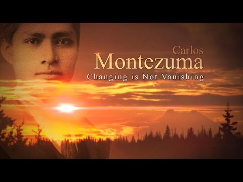 Carlos Montezuma: Changing is Not Vanishing