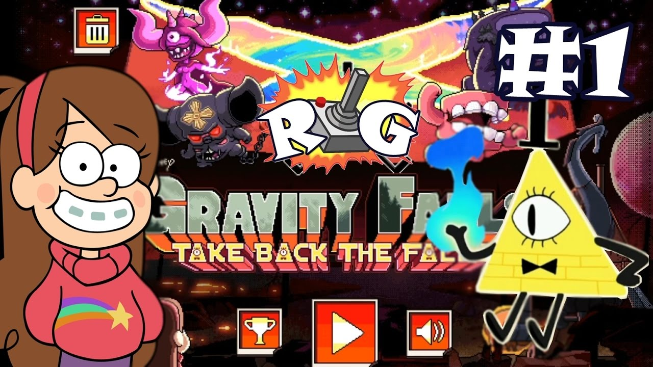 Download Take Back Gravity Falls latest 1.0 Android APK