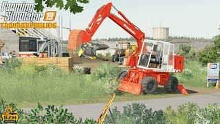 Case Poclain 688 Travaux Publics | Farming Simulator 19