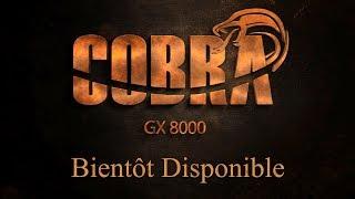 COBRA GX 8000 | détecteur tout en un d'or et de métaux - Bientôt Disponible