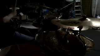 Sidney Polak-Otwieram Wino (drum cover)