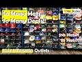 Cover image Crazy Deals on Hats!! Lids & Fanatics Outlet Folsom Outlets