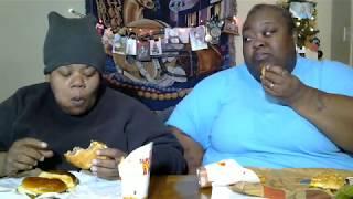 Burger King  Farmhouse burger/Chicken Cordon Bleu Review