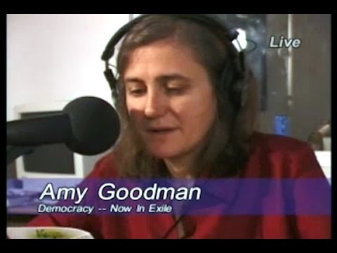 Historic Sep. 17, 2001 Democracy Now! Broadcast Following 9/11