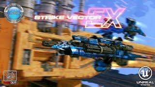 Strike Vector EX Gameplay 60fps
