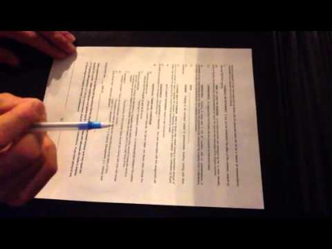 How To Fill Out A Real Estate Purchase Agreement Thelandflippingformula Com