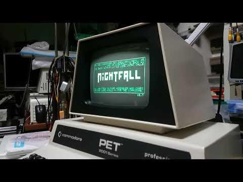 Nightfall Blog