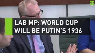 BoJo agrees with Lab MP who compares Putin to Hitler