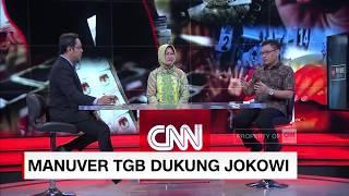 Dukung Jokowi, TGB Kecewa Demokrat hanya munculkan AHY?