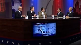 Red White and Blue: Round 1 - Houston Mayoral Candidates