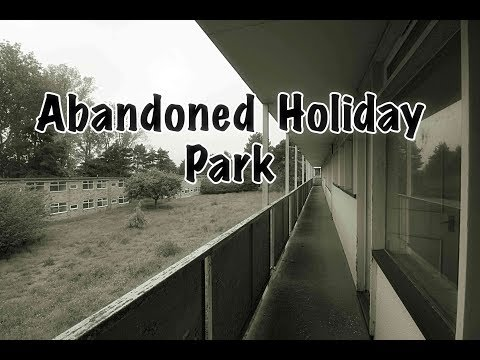 ABANDONED PONTINS 10 YEARS ON (GHOST TOWN)