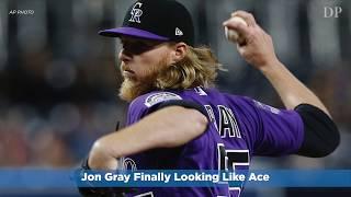 Jon Gray Finally Looking Like Ace