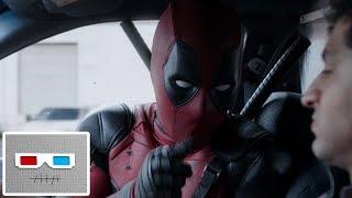 Прикол с таксистом. Дэдпул | Deadpool. (2/3) 2016