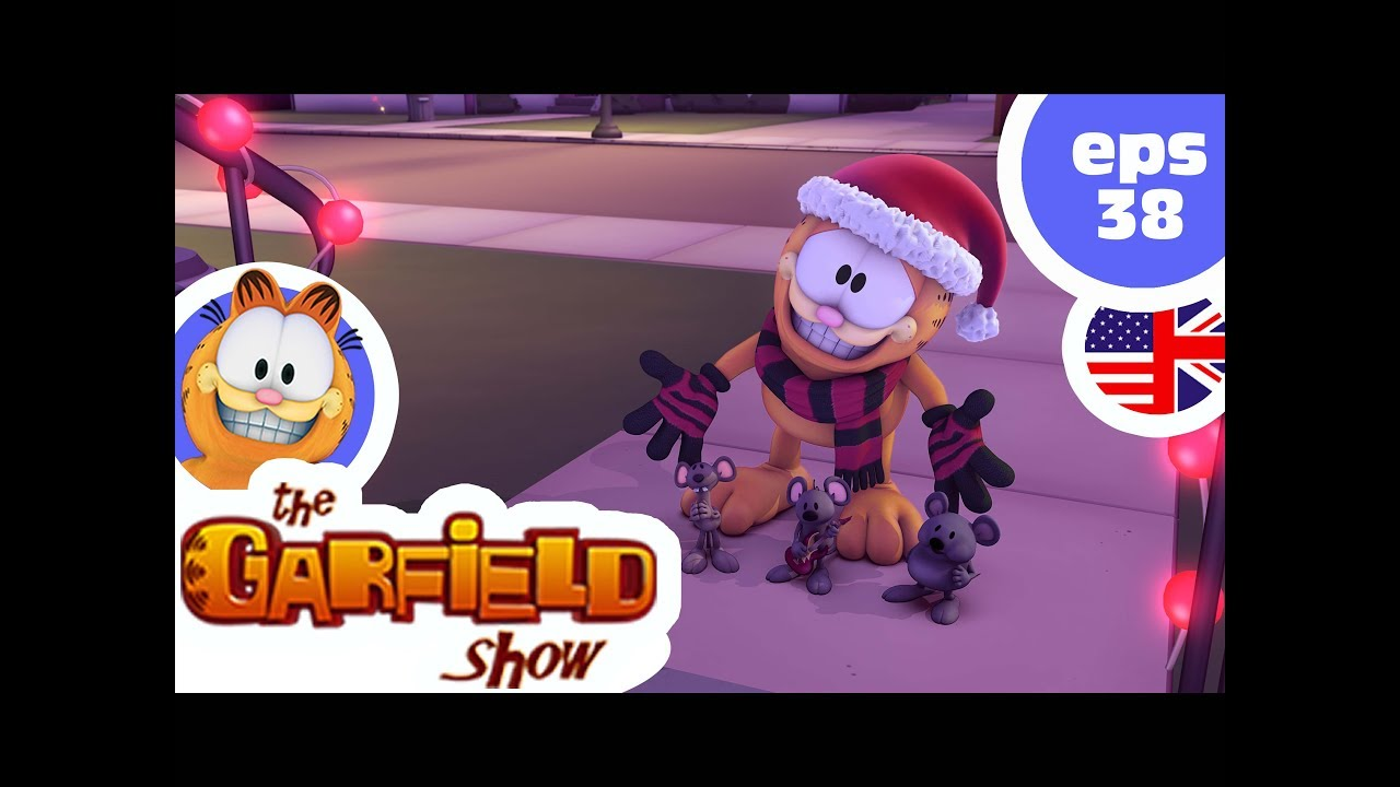 The Garfield Show Ep38 From The Oven Youtube