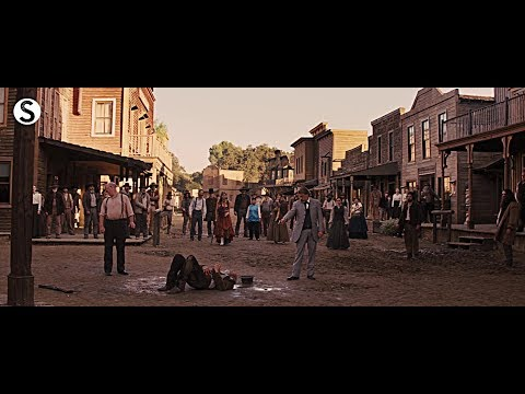 Django Unchained Sheriff & Marshal Scene