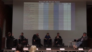 Онлайн трансляция: дебаты нижегородского жюри премии «НОС» и определение шорт-листа