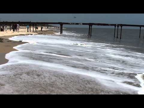 Alleppey sea beach