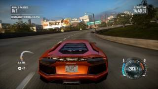 Need for Speed  The Run (Final Race) | Shot with GeForce GTX