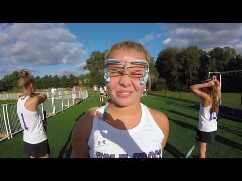 Academy of the Holy Cross JV Fhockey Overview 2016