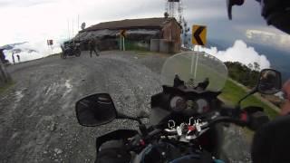 """""""Trampolín de la Muerte"""" _ Carretera entre San Francisco y Mocoa en el Putumayo _  2"""