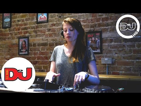 Charlotte De Witte Techno Set Live From #DJMagHQ