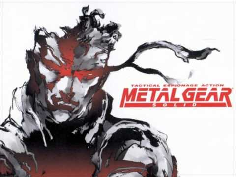 Metal Gear Solid 1 Soundtrack Track # 18 (End Title - The Best Is Yet To Come) (HD)