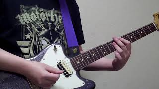Motörhead - Queen of the Damned (Guitar) Cover