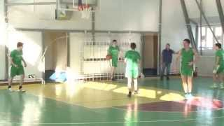 Батайск соревнование по баскетболу гимназия №21 & школа №7
