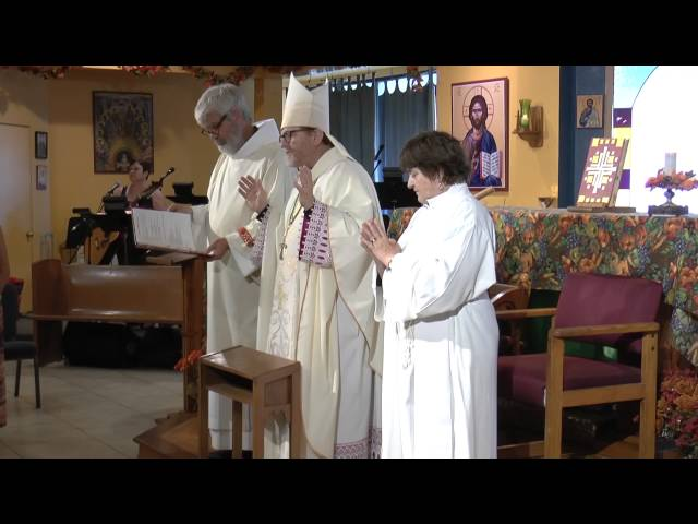 THE ORDINATION TO THE DIACONATE OF MADAN BALARAJA
