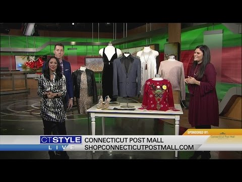 Connecticut Post Mall: Holiday Fashion