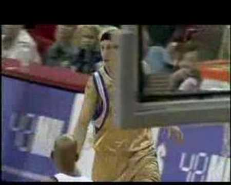 Mike Bibby-The Forgotten King