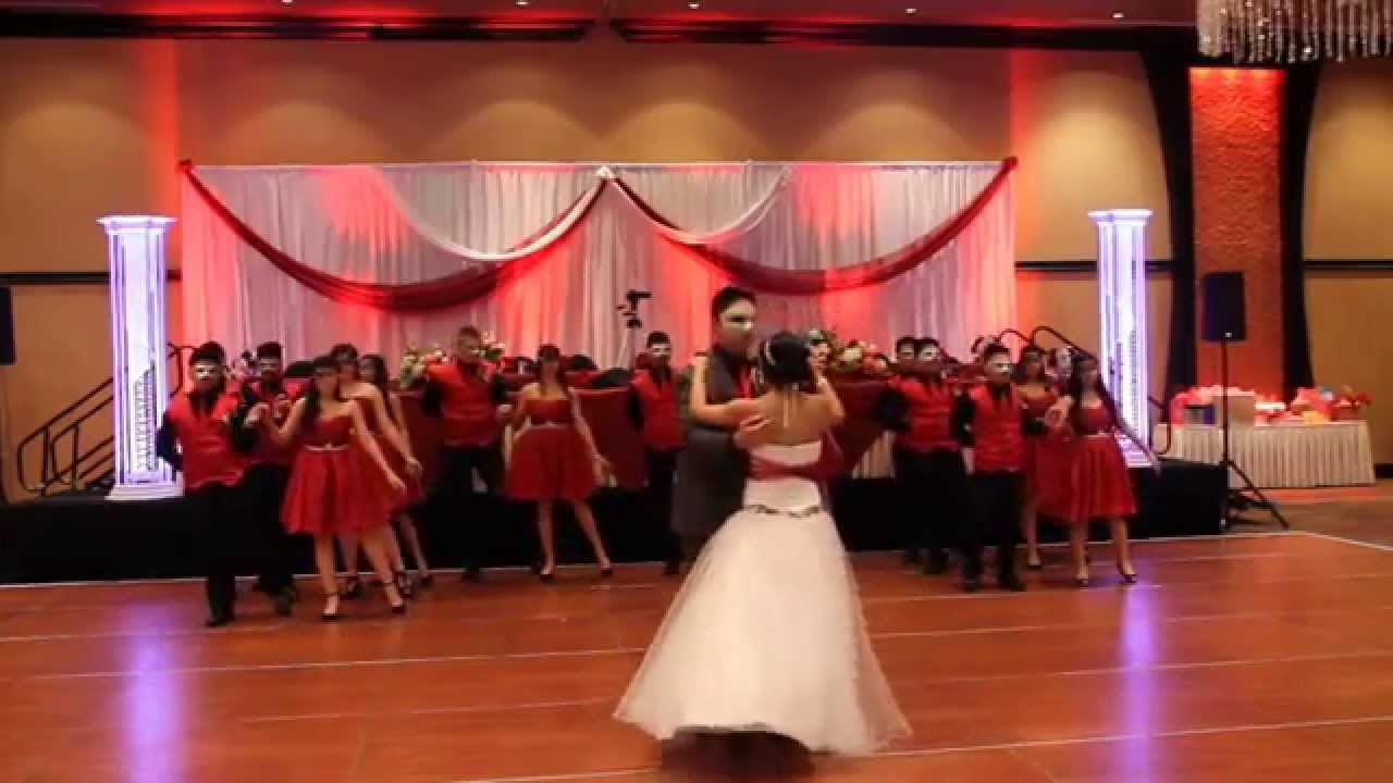 Kimmy S Debut Cotillion Dance Youtube