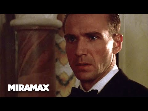 The English Patient  'Dance With Me'  HD  Ralph Fiennes, Kristin Scott Thomas  MIRAMAX
