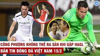 VN Sports 15/2 | Nóng: Tuấn Anh chấn thương, Filip Nguyễn gửi lời kêu gọi đặc biệt tới khán giả VN