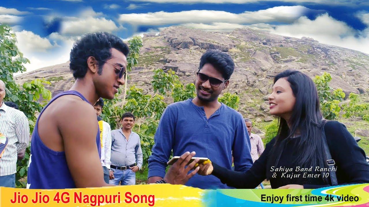 Jio Jio ( 4G Mobile ) || New Nagpuri Song in Full Hd & 4K