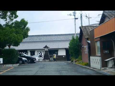 Shikoku Travel in Japan 秋の四国旅行 -うどん巡り、吊り橋、こんぴらさん門前町-
