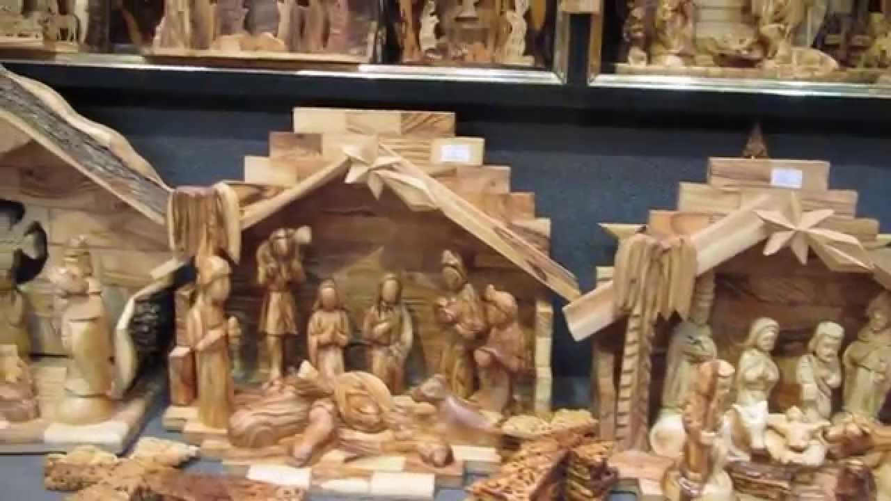 Wood Shop Scene