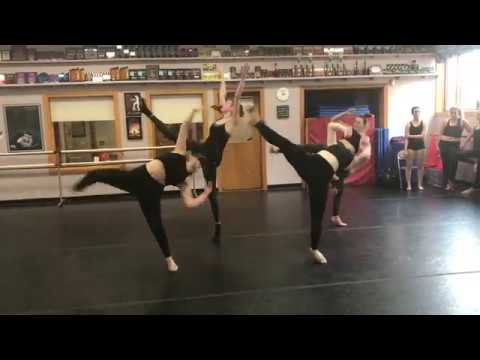 Cannonball - The Dance Centre By Heidi Glynias - Chor: Chelsea Michener