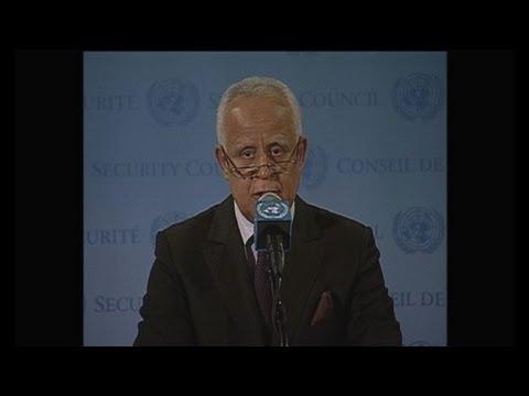 UN Security Council condemns Mali PM arrest
